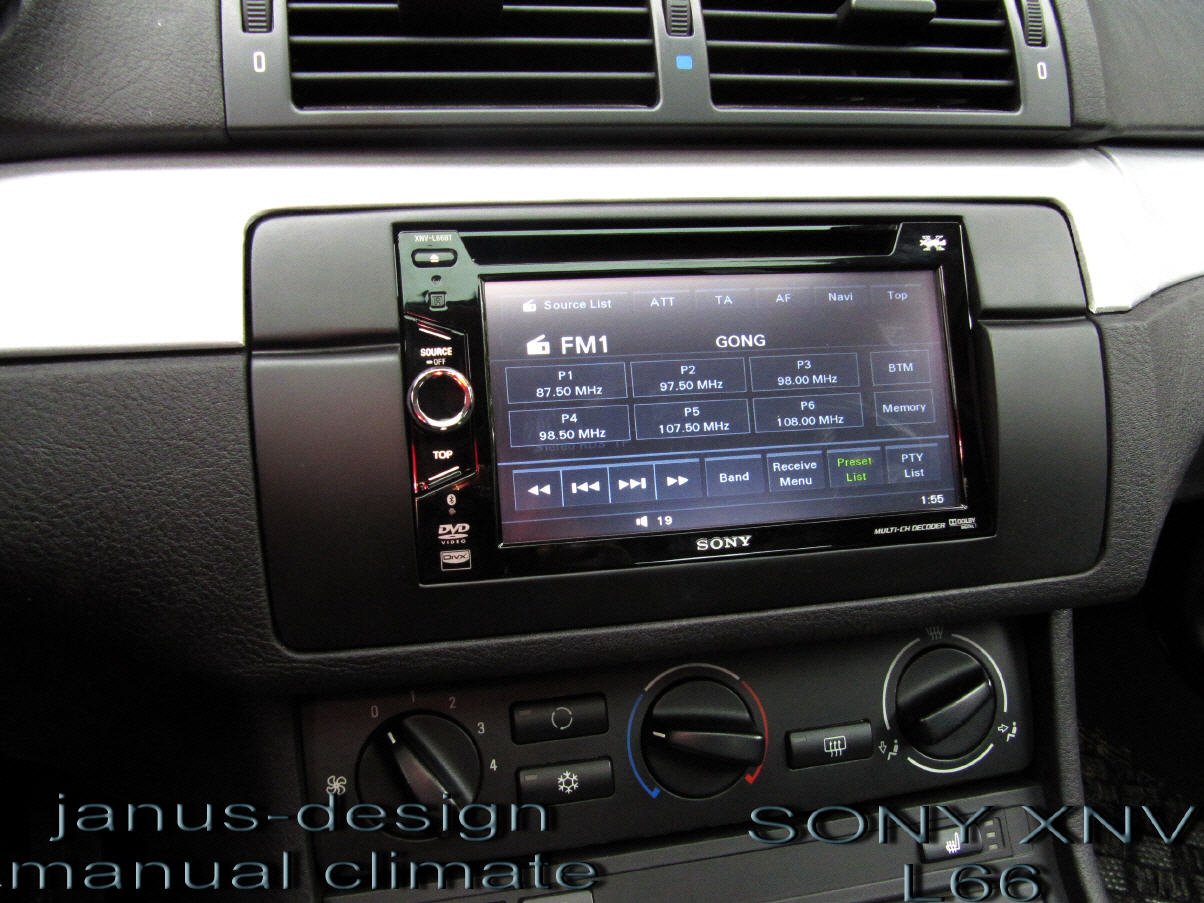 7zoll autoradio bmw 320ci car hifi multimedia. Black Bedroom Furniture Sets. Home Design Ideas