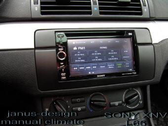 BMW Exclusive Audio Sound Bezels